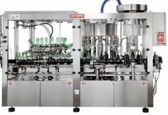 Оборудование для розлива газированной воды, аппарат газ