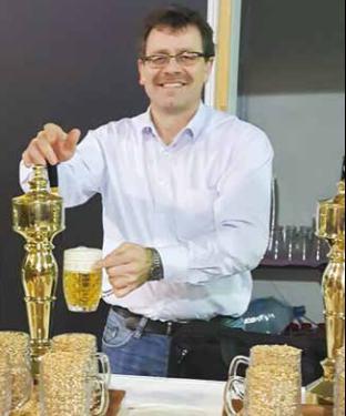 Немецкая пивоварня по украинской цене: секреты создания успешной пивоварни от дипломированного пивовара Антона Шельса