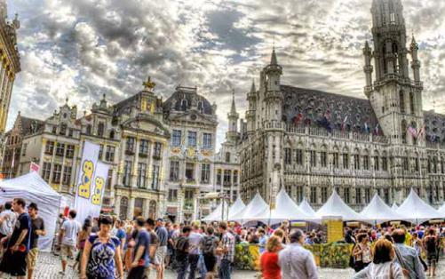 Путешествие в Бельгию – страну сотен пивоварен