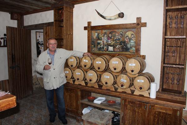 Украинское вино с грузинской душой от «Винного дома Гигинеишвили»
