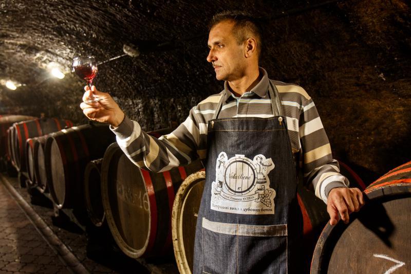 Закарпаття виноробне: що зберігають в старовинних підвалах Берегівщини?