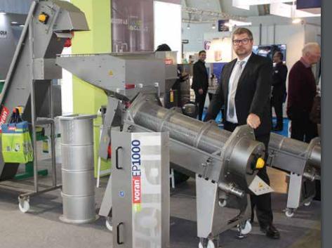 VORAN Maschinen GmbH – высококачественное оборудование для изготовления соков