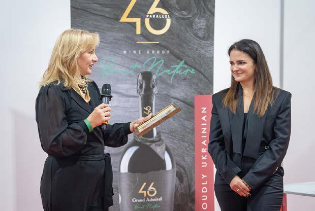Анна Горкун, компанія 46 Parallel Wine Group: «Наші вина і медалі – це не лише гарний, але й добре підготовлений старт на ринку виноробства»