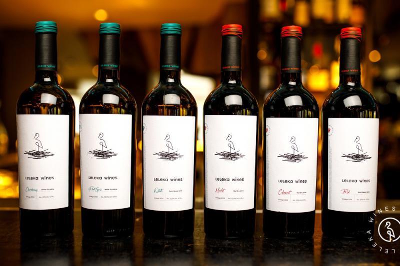 Leleka Wines: вино крилатих історій